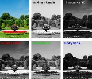 Jak na černobílou fotografii 4