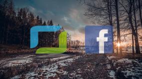 Stačí 6 kliknutí. Podívejte se, jak na sdílení fotek na Facebook