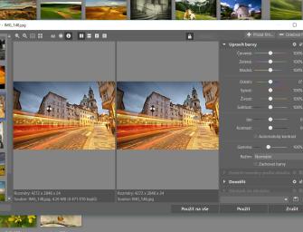 Využijte hromadné úpravy fotografií pro rychlejší zpracování snímků
