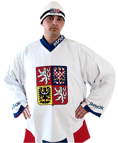 Oficiální dres české hokejové reprezentace