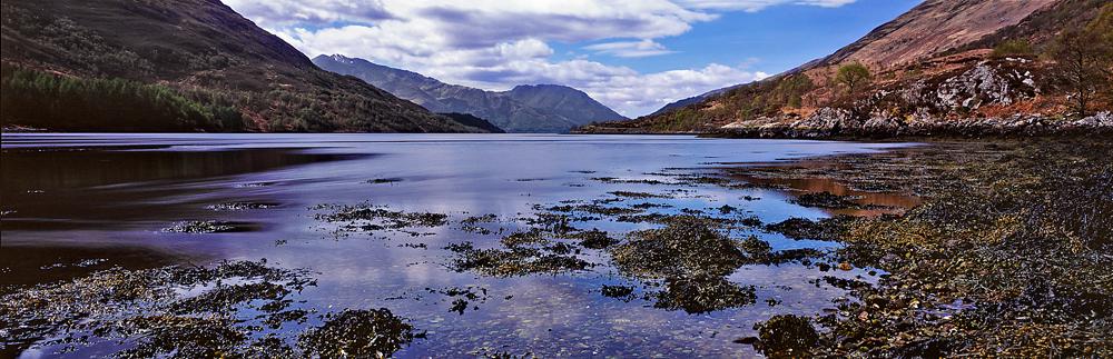 Jezero panoramaticky