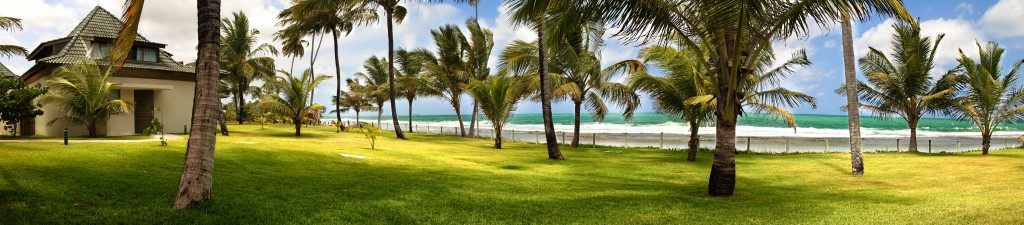 Panoramatická pláž