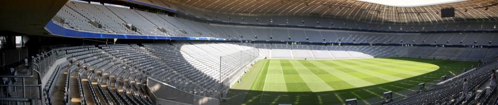 Stadion panoramaticky