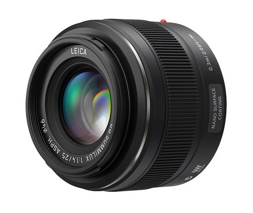 Objektiv Panasonic 50mm F1,4