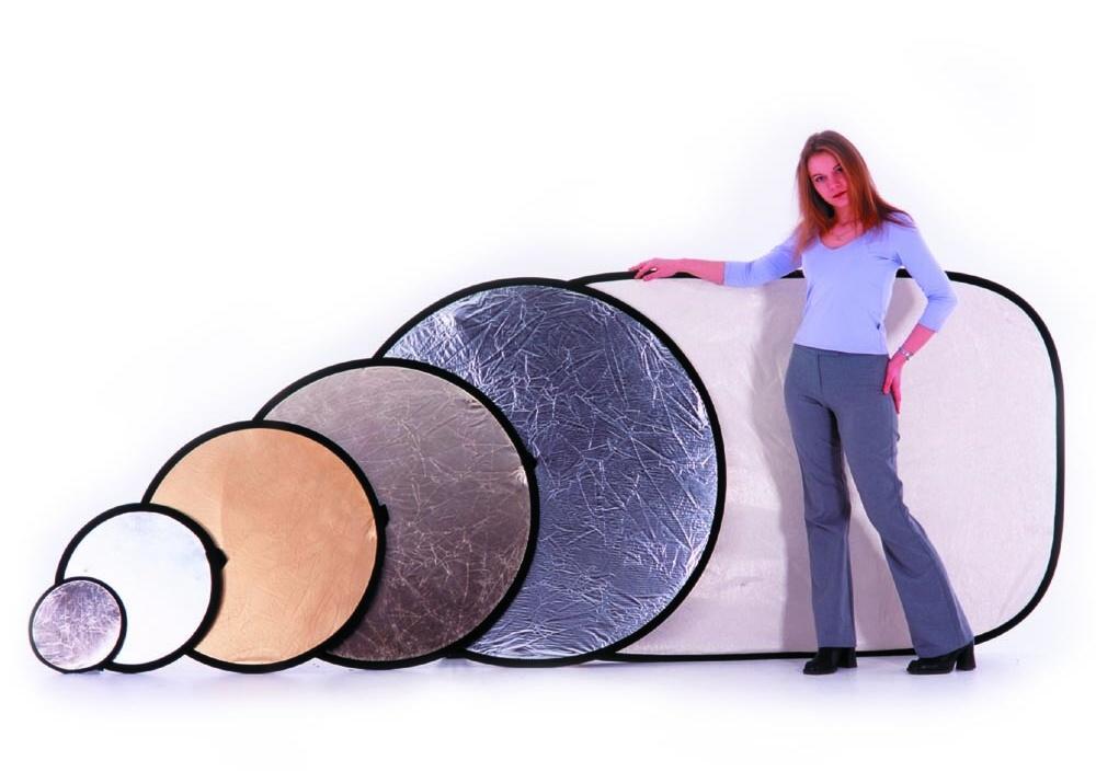 Odrazné desky jsou dostupné ve velkém množství velikostí a tvarů