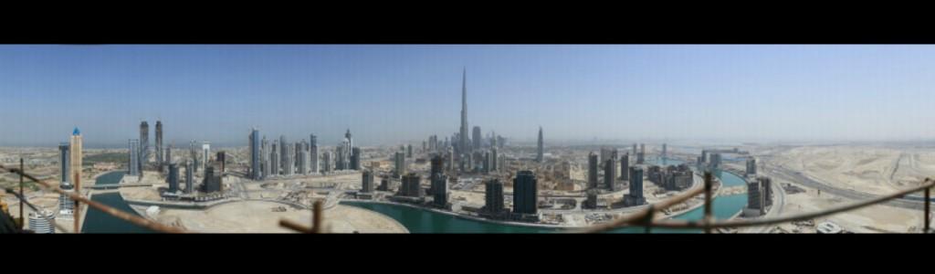 Dubai, foto Gerald Donovan