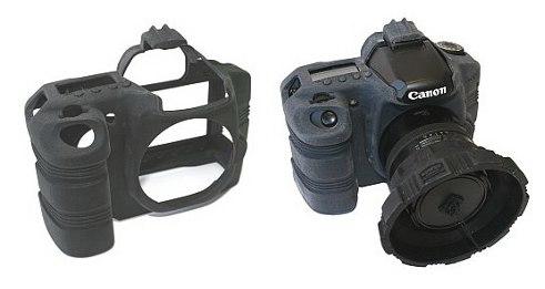 Ochraný obal na fotoaparát - camera armor - koupíte v každém lepším fotoobchodě