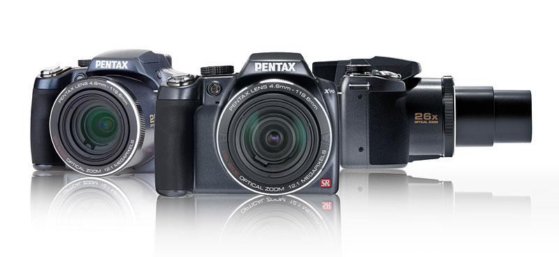 Pentax Optio X90 má 26 násobný optický zoom s nejdelším ohniskem 676 mm při světelnosti F5. Při takovémto ohnisku ani nezkoušejte fotit z ruky