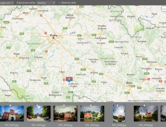 Jak přiřadit GPS souřadnice k fotografiím