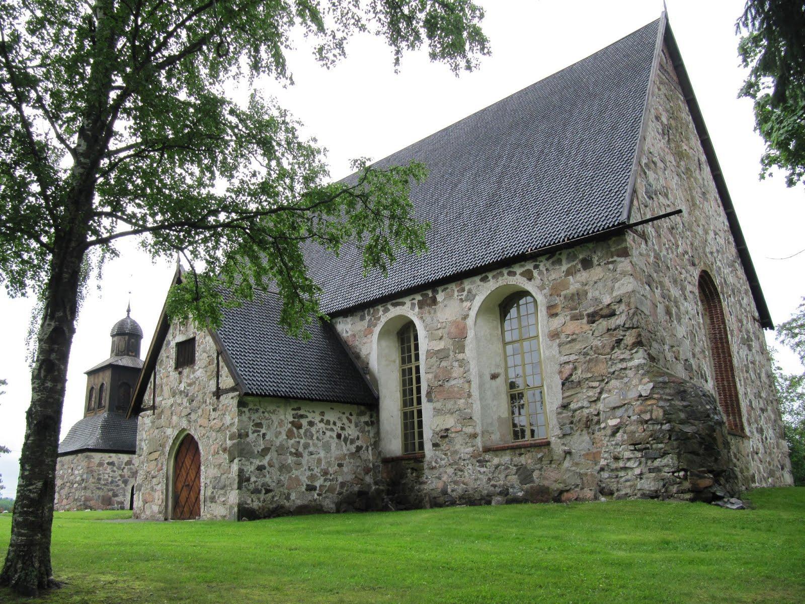5 - finland church