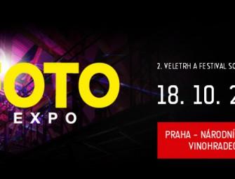 Podzimní FOTOEXPO 2014 si přece nemůžete nechat ujít!