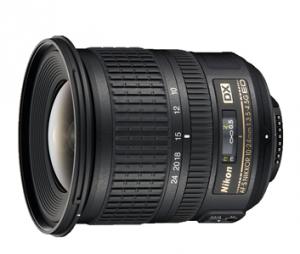 Nikon 10-24 mm F3,5-4,5G ED (Zdroj: Nikon.cz)