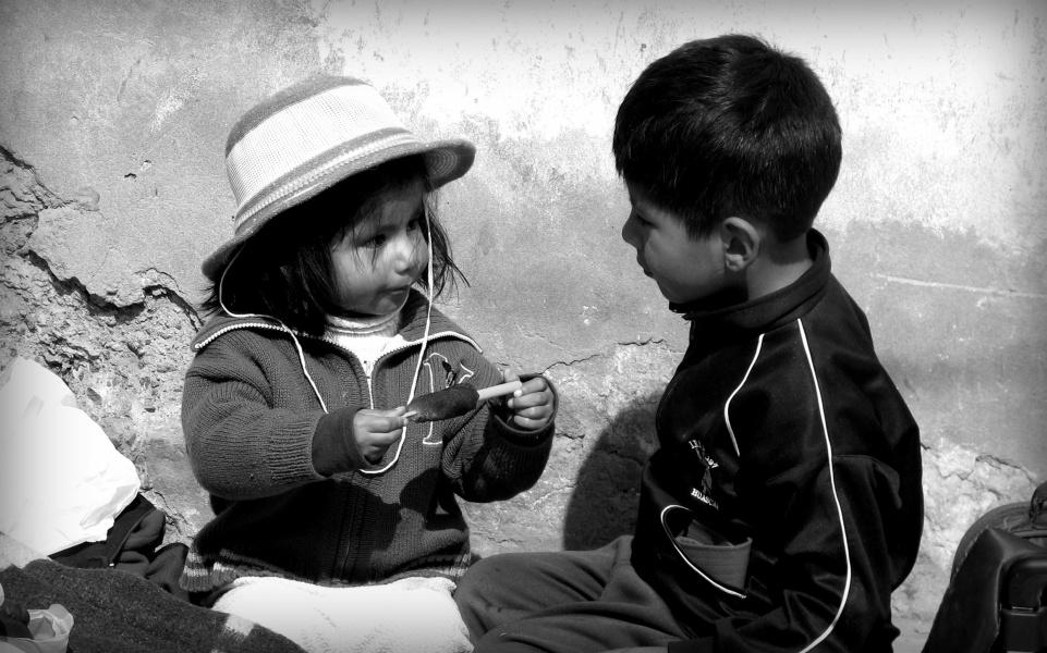 Dětská Láska, Chala