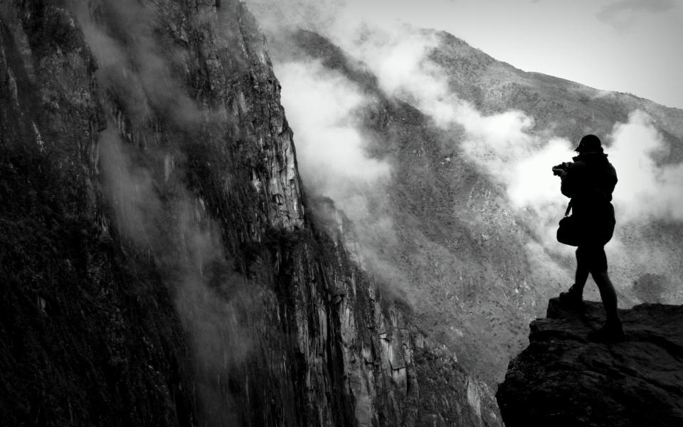 Trpělivost, Machu Picchu