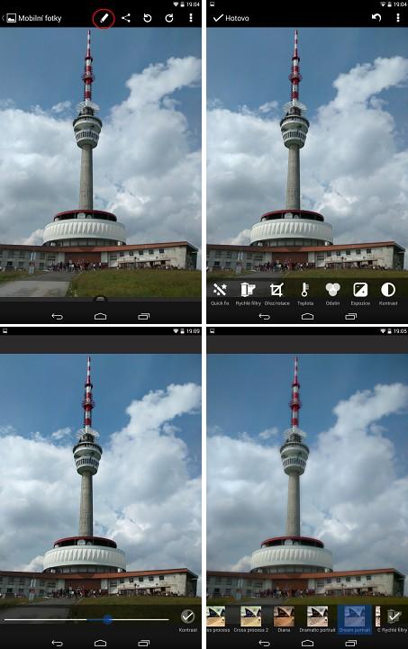 Zoner Photo Studio pro Android umožňuje velkou škálu úprav.jpg