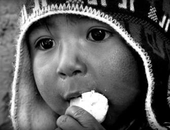Fotoreportáž: Lidské vlastnosti vperuánském kabátě