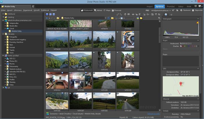Mobilní fotky v ZPS, stačí být přihlášený v Zoneramě a otevřít si Cloud a dále Mobilní fotky.jpg