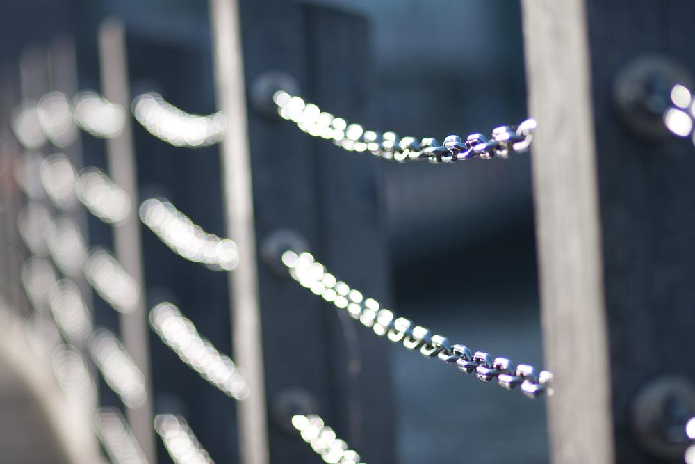 Jasně viditelné zelené a fialové hrany na kontrastních přechodech. Canon 40D, Canon EF 85/1,8, 1/640 s, F1,8, ISO 100, ohnisko 85 mm