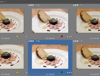 Úklid fotoarchivu: Třídění fotografií pomocí značek ahodnocení