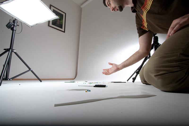 Vrhání kostek a světla okolo.jpg