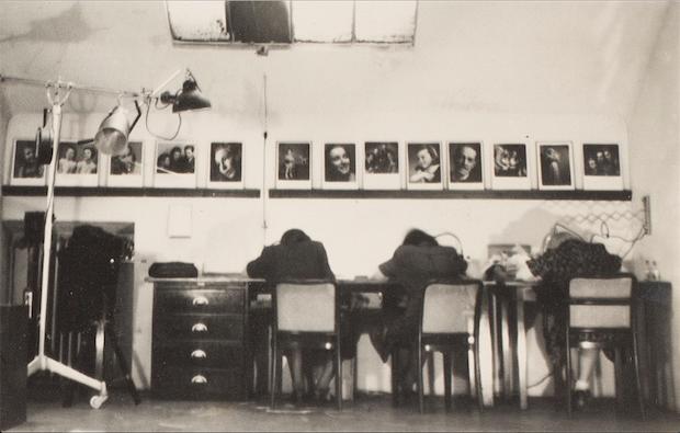 Fotografie OKO, Staša Fleischmannová, Olga Housková, 1942