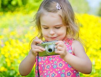 Jak na svůj první fotoaparát
