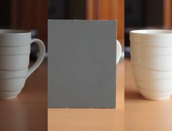 Jak změřit expozici pomocí šedé tabulky