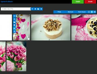 Zonerama na přání: Jak upravit profil, pás fotek aalba na Zoneramě