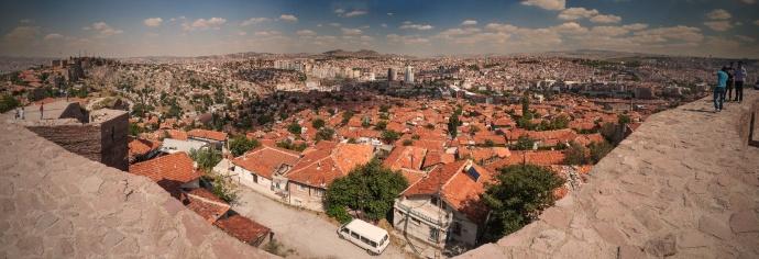 Městská krajina ve své plné kráse. Autor: Portfolio
