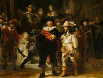 Co vás díla slavných malířů mohou naučit ofotografii