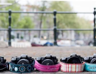 Fotoaparát také jako módní doplněk? Pořiďte si nový popruh nebo brašnu
