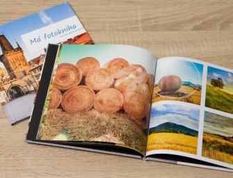 Jak vytvořit vlastní fotoknihu