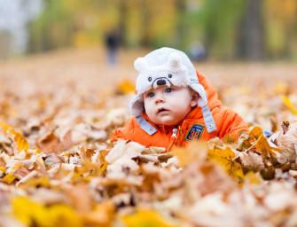 Tipy na fotografování podzimních portrétů