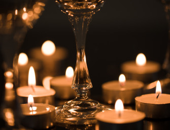 Jak vyfotit hořící svíčky