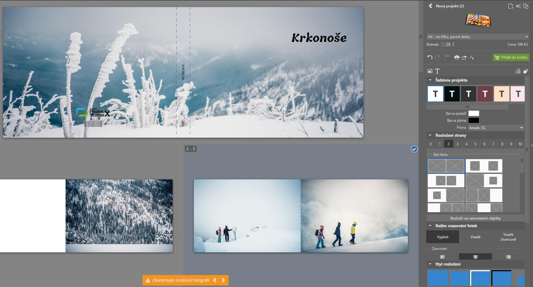 Jak z fotek vytvořit fotoknihu, kalendář, fotoobraz a další fotopředměty - fotokniha