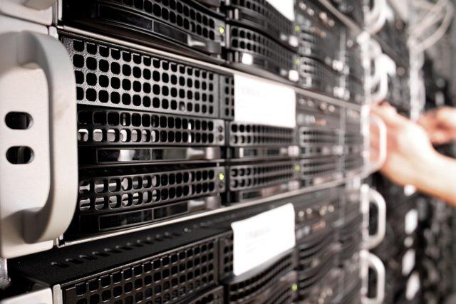 servery pro zálohování fotografií v cloudu