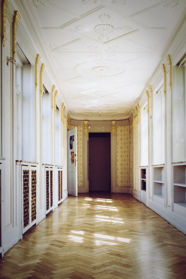 Jak fotit architekturu: focení interiéru.