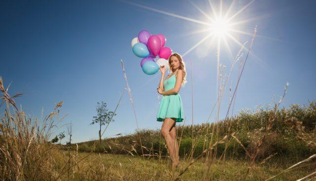 3 tipy, jak fotit portrét v protisvětle