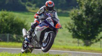 Jak fotit motocyklové závody