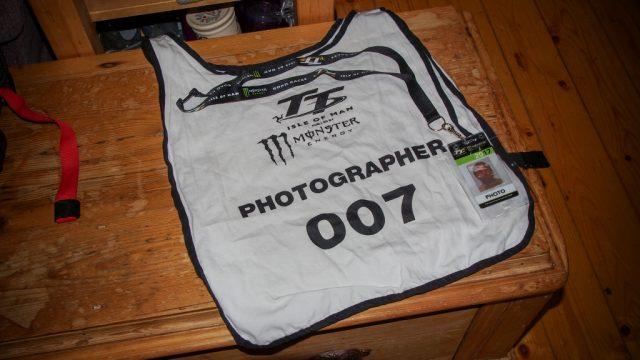 vesta pro fotografa závodu