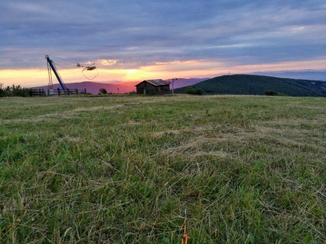 Jak fotit krajinu mobilem: využití hdr.