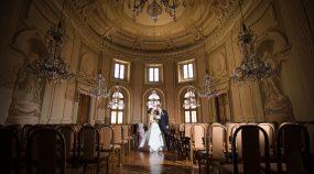 Focení svatby na zámku a v kostele: podívejte se, jak si s ním poradit