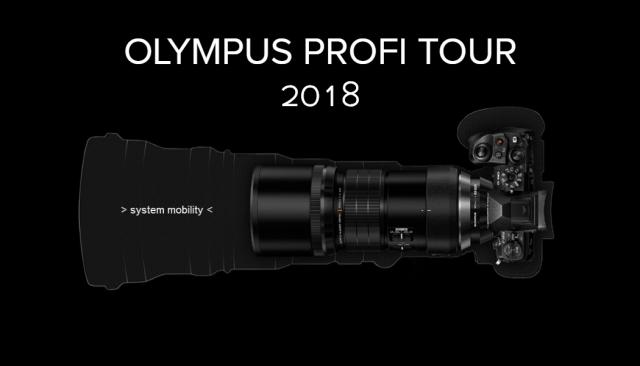 Olympus Profi Tour 2018