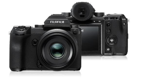 Recenze Fujifilm GFX50s: snímek fotoaparátu.