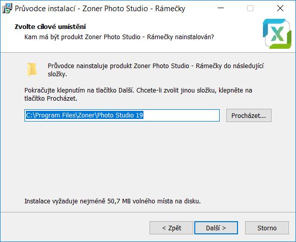 Rámečky na fotky ke stažení do ZPS X: instalace rámečků.