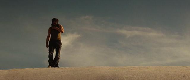 Kompozice ve fotografii a ve filmu: pravidlo třetin ve filmu Iron Man.
