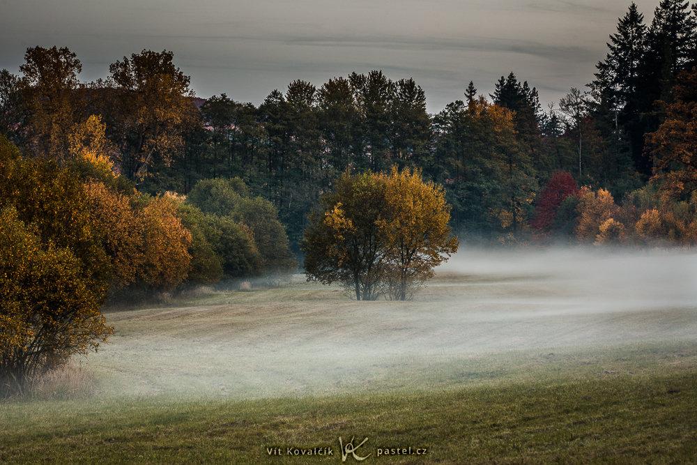 Jak fotit krajinu v různých podmínkách II - mlha