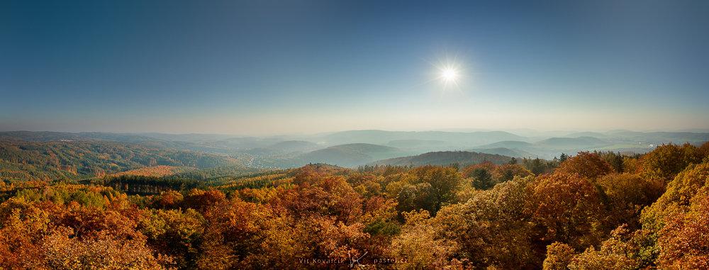 Jak fotit krajinu v různých podmínkách II - čistá obloha