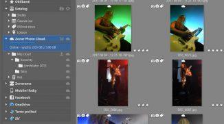 Zoner Photo Studio X přináší Zoner Photo Cloud: osobní online úložiště speciálně pro fotografy