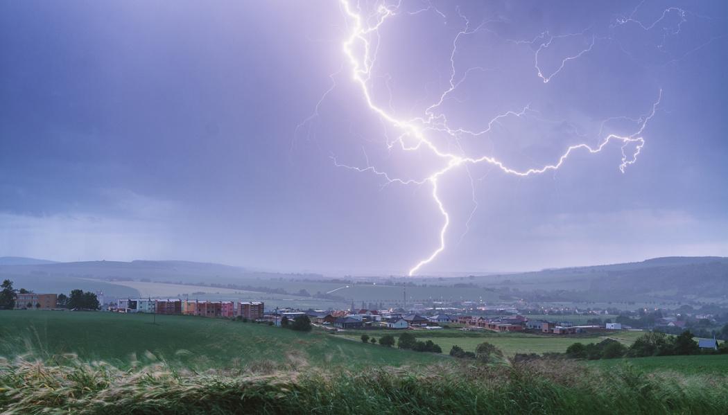 Jak fotit blesky: ovládněte focení bouřky